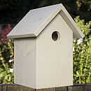 Handmade Wooden Bird Box