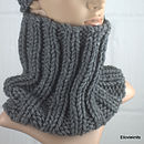 Hand Knit Cowl For Children