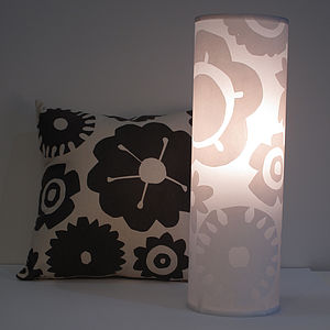 Big Flower Tube Light