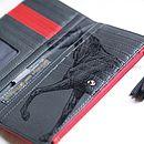 'Black Stallion' Wallet