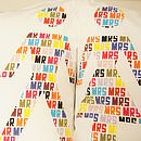 Mr And Mrs Stick People Pillowcases