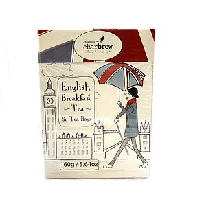 English Breakfast Tea Bags - teas, coffees & infusions
