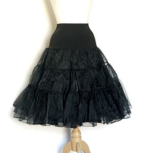 Tulle Petticoat - women's fashion