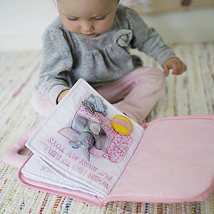 Goodnight Bunny/Bear Bedtime Soft Book - toys & games for children