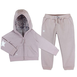 Girl Liberty Tracksuit Top And Joggers - trousers & leggings