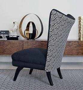 Vintage MidCentury Fitzroy Chair