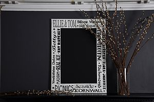 Personalised Blackboard - home accessories