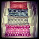 Huts Rectangle Cushion