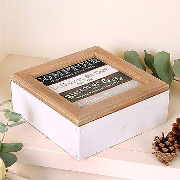 Bistrot De Paris Storage Box