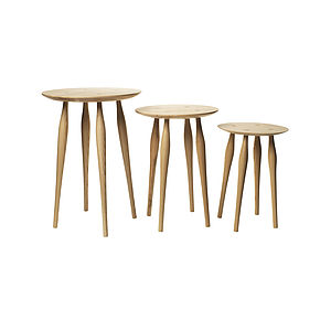 Maple Side Table - furniture