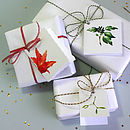 Christmas Wrapping Samples