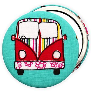 Campervan Mirror Girls Pocket Mirror - view all sale items