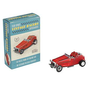 Make Your Own Wind Up Sports Car - creative & musical toys