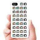Camera Icons Hard Phone Case
