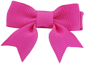 Itty Bitty Tail Bow - hair accessories