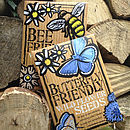 Two Pack Of Bee And Butterfly Friendly Seeds