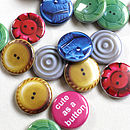 Button Magnet Set