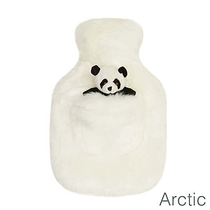 Faux Fur Children's Hot Water Bottles - toys & games