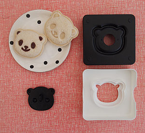 Panda Sandwich Maker - kitchen accessories