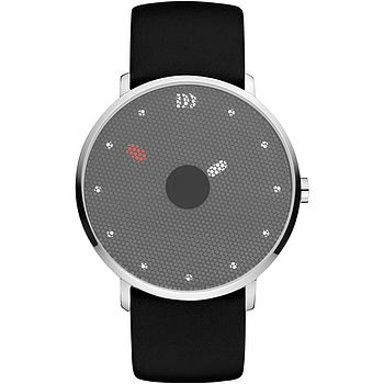 Danish Design Mesh Face Watch