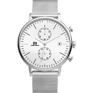 Danish Design Mesh Strap Watch - men's jewellery