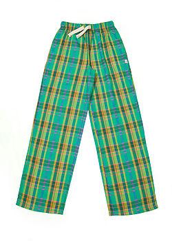 Tobago Checked Lounge Pants