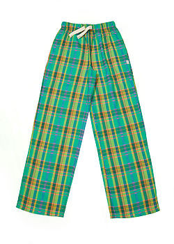 Tobago Checked Lounge Pants