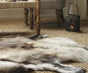Luxury Reindeer Hide