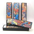 Superhero Pencil Sets
