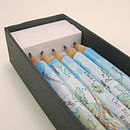 Map Pencil Sets