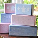 Twinkle Twinkle Little Star Decorative Blocks