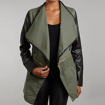 £15 Off Frill Front Jacket Was £65