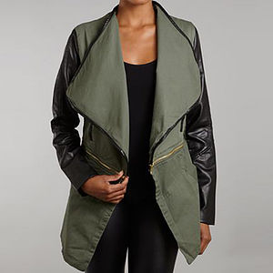 £15 Off Frill Front Jacket Was £65 - women's fashion