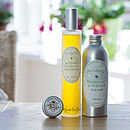 Ginger Lovers' Organic Bath And Body Collection