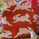 Bunny Rabbit Knitted Tea Cosy