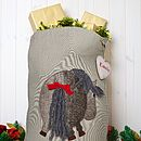 Luxury Personalised Pony/Horse Santa Sack