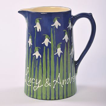 Snowdrop Jug Repeated