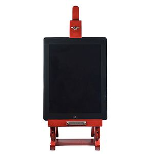 Wooden I Pad Easel - kitchen