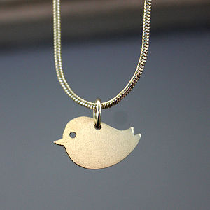 Little Birdy Necklace