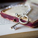 Personalised Key Necklace