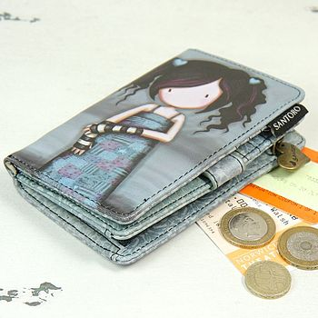 Gorjuss Lost For Words Small Wallet