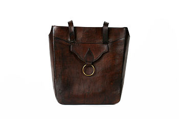 Carla Leather Handbag