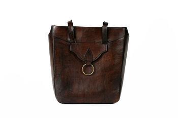Carla Leather Handbag