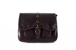 Palmina Leather Handbag