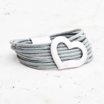 Alexia Heart Bracelet