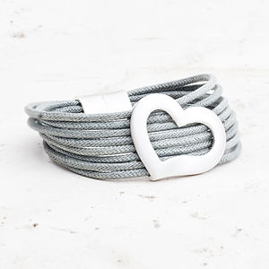 Alexia Heart Bracelet - women's jewellery