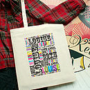 Louise 30th My Dinky Tote