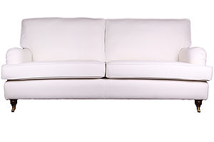 Poppy Sofa In Exclusive Romo Fabric - furniture