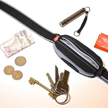 Large Lead Pouch with accessories