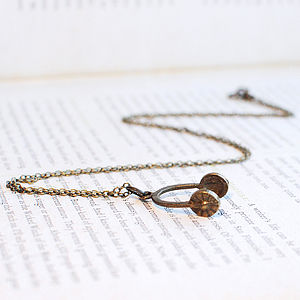 Headphones Necklace